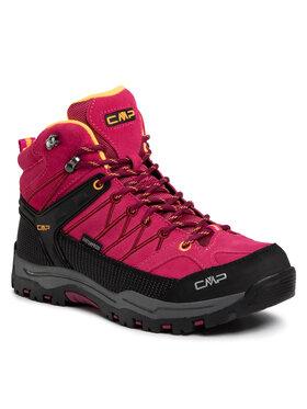 CMP CMP Scarpe da trekking Kids Rigel Mid Trekking Shoes Wp 3Q12944J Rosa