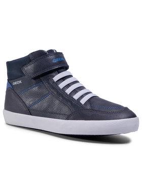 Geox Geox Sneakersy J Gisli B. A J045CA 0MEBU C4226 D Tmavomodrá