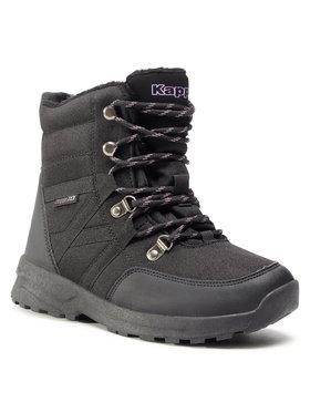 Kappa Kappa Sniego batai Barrow Tex 242899 Juoda