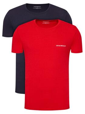 Emporio Armani Underwear Emporio Armani Underwear 2-dílná sada T-shirts 111267 1P717 76035 Barevná Regular Fit