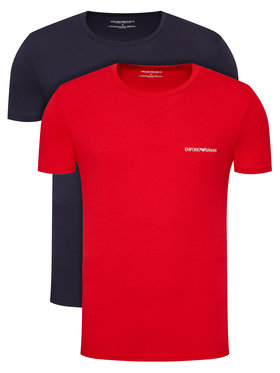 Emporio Armani Underwear Emporio Armani Underwear Set di 2 T-shirt 111267 1P717 76035 Multicolore Regular Fit