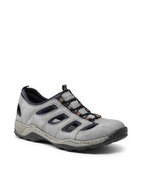 Rieker Rieker Chaussures basses 08065-45VE Gris