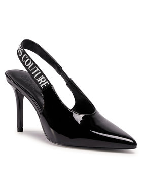 Versace Jeans Couture Versace Jeans Couture Σανδάλια E0VZAS52 Μαύρο