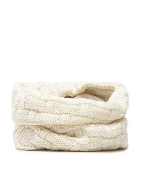 Buff Buff Loop-Schal Knitted & Polar Neckwarmer Airon 113549.014.10.00 Beige