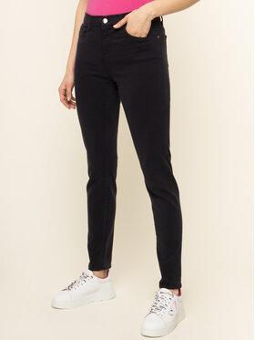 Emporio Armani Emporio Armani Pantaloni di tessuto 3H2J20 2N74Z 0922 Blu scuro Skinny Fit