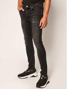 Calvin Klein Jeans Calvin Klein Jeans Blugi Skinny Fit 16 J30J314627 Negru Skinny Fit