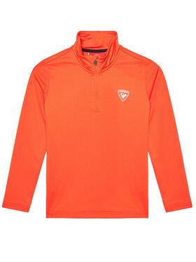Rossignol Rossignol Bluză tehnică Warm RLIYL03 Roșu Regular Fit