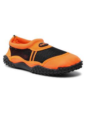 Playshoes Playshoes Boty 174503 Oranžová
