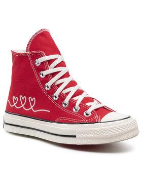 Converse Converse Sneakers Chuck 70 Hi 171117C Rouge