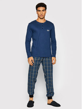 Henderson Henderson Pyžamo Max 39239 Tmavomodrá