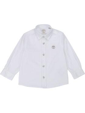 Timberland Timberland Koszula T25Z03 D Biały Regular Fit