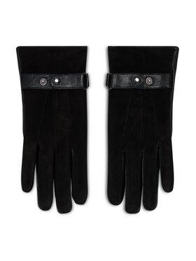 Joop! Joop! Pánske rukavice Gloves 7237 Čierna