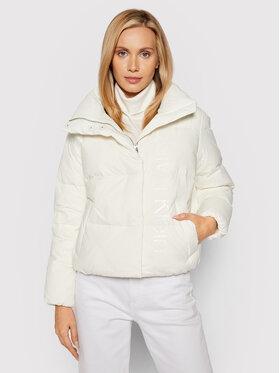 Calvin Klein Calvin Klein Kurtka puchowa K20K203141 Biały Regular Fit