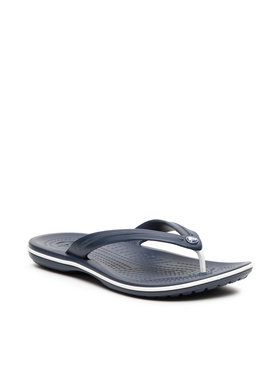 Crocs Crocs Šlepetės per pirštą Crocband Flip 11033 Tamsiai mėlyna