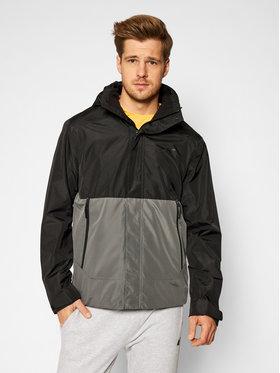 4F 4F Outdoor kabát H4L21-KUM003 Fekete Regular Fit