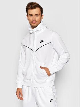 Nike Nike Mikina Sportswear CZ7822 Bílá Standard Fit