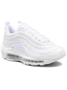 Nike Nike Buty Air Max 97 (GS) 921522 104 Biały