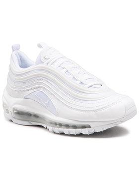 Nike Nike Chaussures Air Max 97 (GS) 921522 104 Blanc