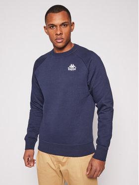 Kappa Kappa Sweatshirt Taule 705421 Bleu marine Regular Fit