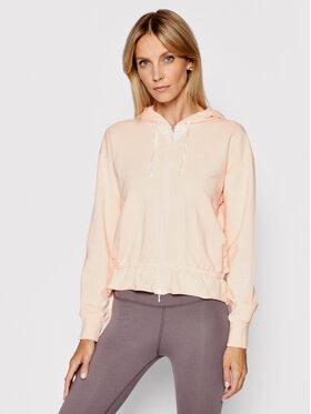 Deha Deha Sweatshirt B44053 Rose Regular Fit