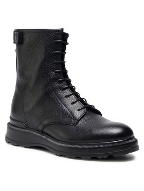 Woolrich Woolrich Členková obuv WFW202.533.3200 Čierna