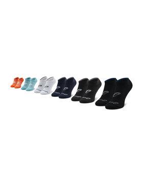 Asics Asics 6er-Set niedrige Herrensocken 6 PPK Invisible Sock 135523V2 Bunt