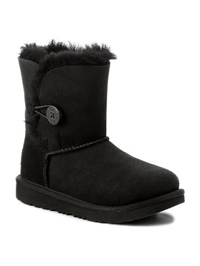 Ugg Ugg Scarpe K Bailey Button II 1017400K Nero
