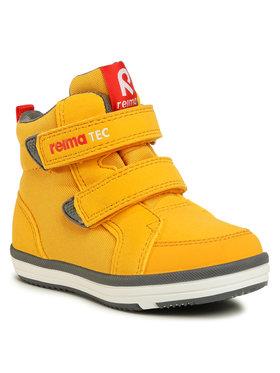 Reima Reima Kotníková obuv Patter 569445 Žlutá