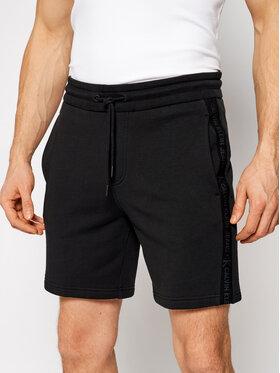 Calvin Klein Jeans Calvin Klein Jeans Szorty sportowe J30J317377 Czarny Regular Fit