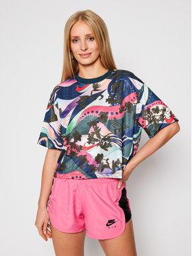 NIKE NIKE T-Shirt Nsw Icon Clash CU5106 Bunt Oversize