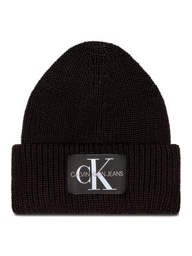 Calvin Klein Jeans Calvin Klein Jeans Čiapka K60K607383 Čierna