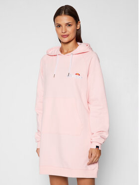 Ellesse Ellesse Robe en tricot Honey SGK13289 Rose Relaxed Fit