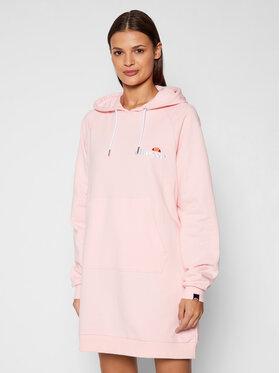 Ellesse Ellesse Трикотажна сукня Honey SGK13289 Рожевий Relaxed Fit