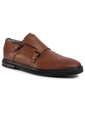 Strellson Strellson Κλειστά παπούτσια Highgate 4010002799 Καφέ