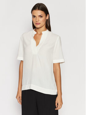 Selected Femme Selected Femme Блуза Ella 16072933 Бял Regular Fit