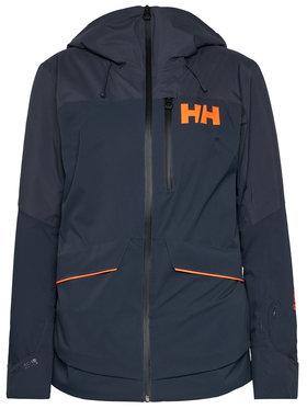 Helly Hansen Helly Hansen Kurtka narciarska Powchaser Lifaloft 65701 Granatowy Relaxed Fit