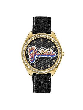 Guess Guess Дамски часовник Drew W1276L2 Черен