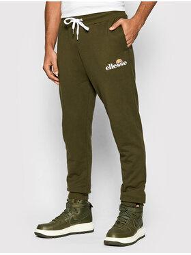 Ellesse Ellesse Spodnie dresowe Nioro SHS08783 Zielony Classic Fit