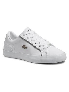 Lacoste Lacoste Sneakersy Lerond 0721 1 Cfa 7-41CFA004721G Biela