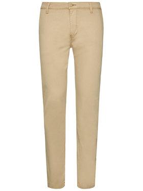 Levi's® Levi's® Pantaloni din material Chino Standard 17196-0014 Bej Tapered Fit