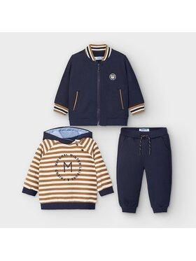 Mayoral Mayoral Komplet 2 bluzy i spodnie 2888 Kolorowy Regular Fit