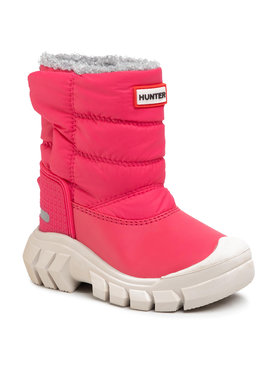 Hunter Hunter Hótaposó Original Kids Snow Boots KFT5066WWU Rózsaszín