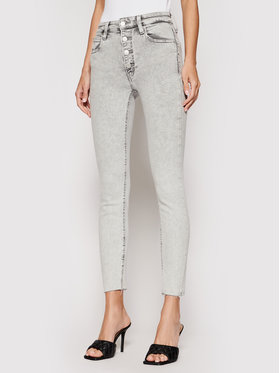 Calvin Klein Jeans Calvin Klein Jeans Джинси J20J216296 Сірий Skinny Fit