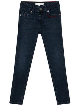 TOMMY HILFIGER TOMMY HILFIGER Jeans Nora KG0KG05411 M Blu scuro Skinny Fit