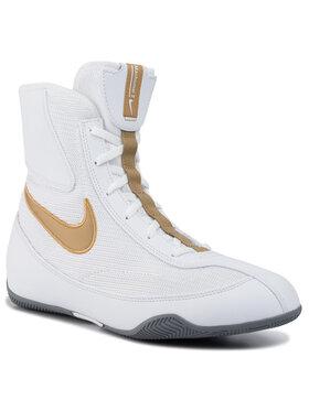 NIKE NIKE Pantofi Machomai 321819 170 Alb
