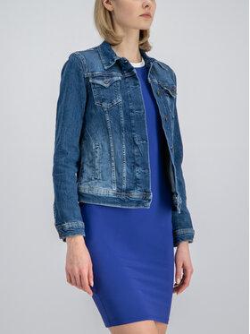 Pepe Jeans Pepe Jeans Τζιν μπουφάν PL400755CF7 Σκούρο μπλε Slim Fit