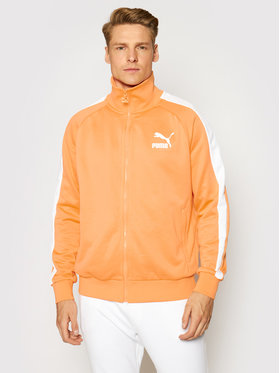 Puma Puma Sweatshirt Iconic T7 530095 Orange Regular Fit