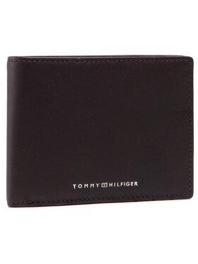 Tommy Hilfiger Tommy Hilfiger Velká pánská peněženka Th Metro Cc And Coin AM0AM07292 Hnědá