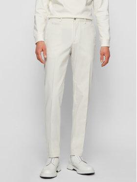 Boss Boss Pantaloni chino Broad1-W 50447070 Beige Slim Fit