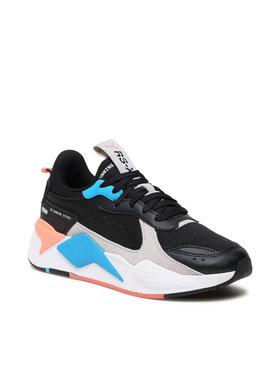 Puma Puma Sneakersy Rs-X Monday Jr 374709 01 Černá